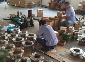 205机械密封产品打包